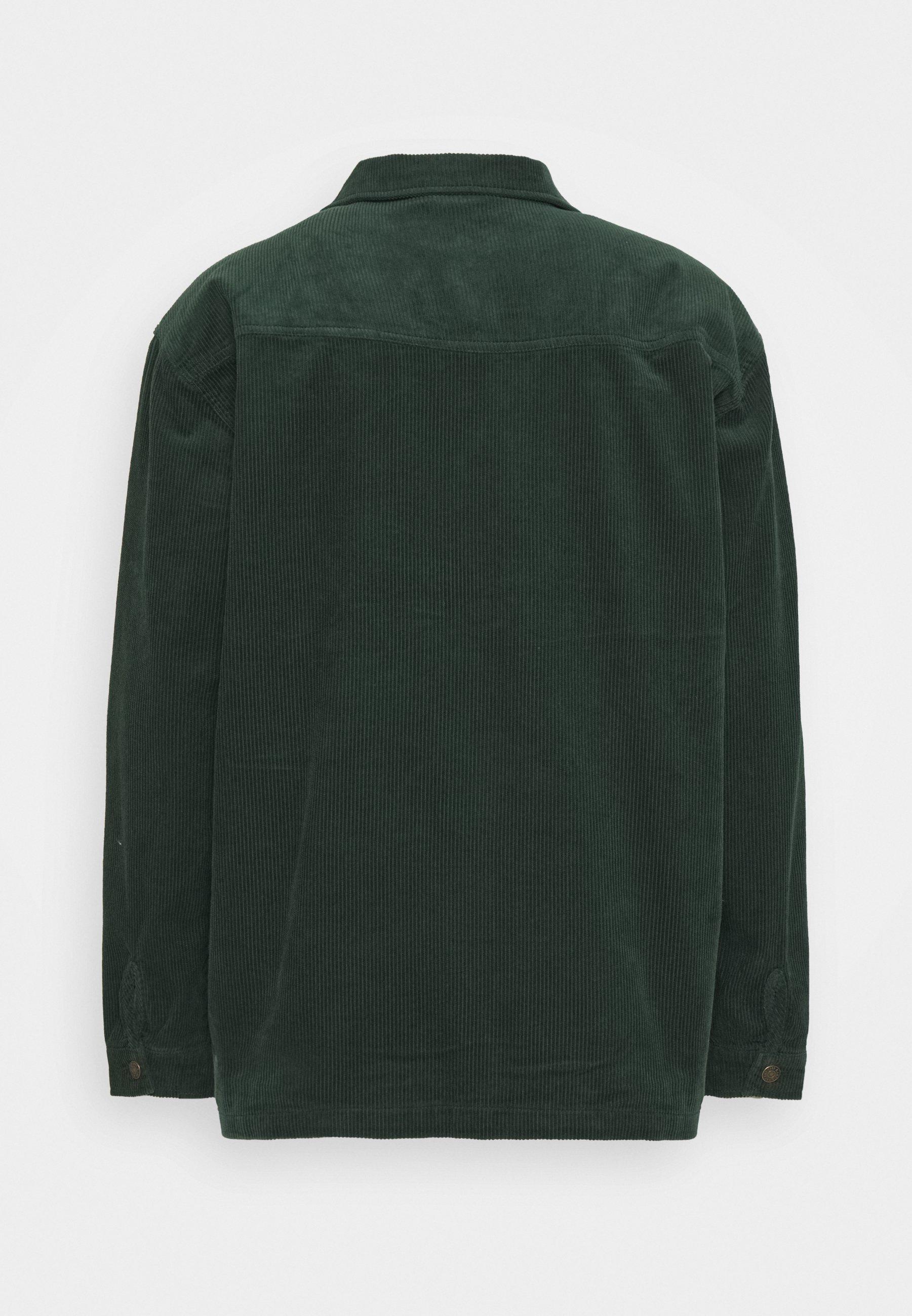 Karl Kani Signature Jacket - Lett Jakke Green/grønn