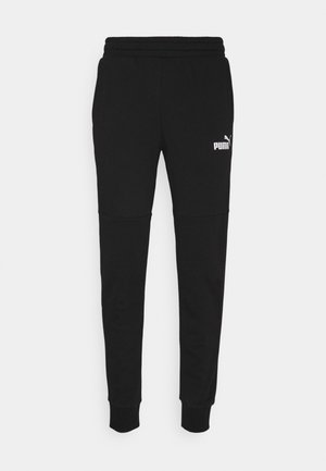 AMPLIFIED PANTS - Tracksuit bottoms - black