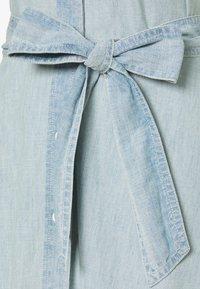 Lauren Ralph Lauren - CHIRIPAL DRESS - Day dress - blue lagoon wash - 2