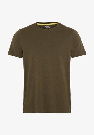 Basic T-shirt - military olive
