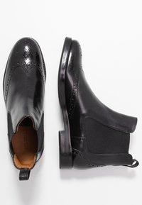 Melvin & Hamilton - AMELIE  - Ankle boots - black - 3
