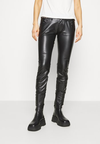 TOUCH - Trousers - black