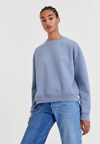 PULL&BEAR - Sweatshirt - light blue - 0
