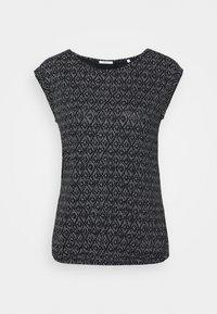 Opus - T-Shirt print - simply blue - 4
