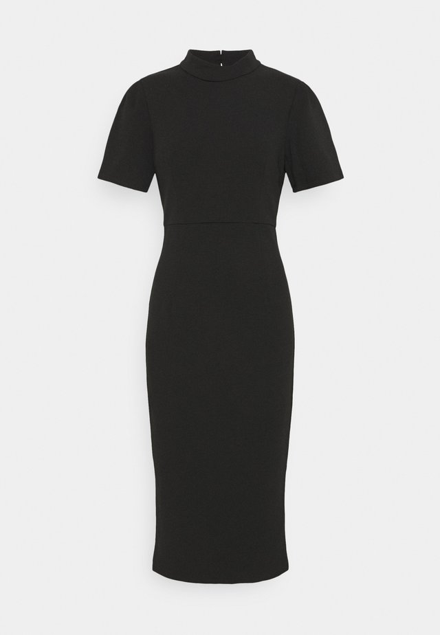 A MOMENT IN TIME DRESS - Jersey dress - black