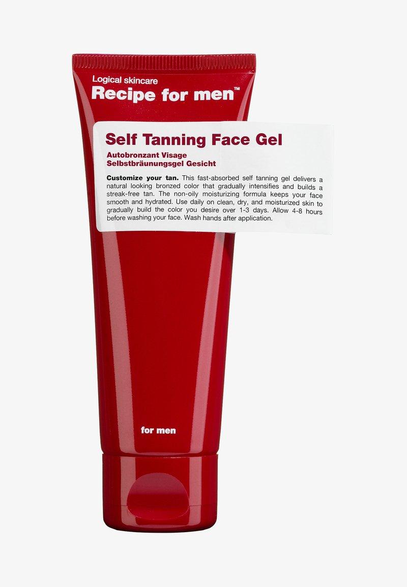 Recipe For Men - SELF TANNING GEL - Self tan - -