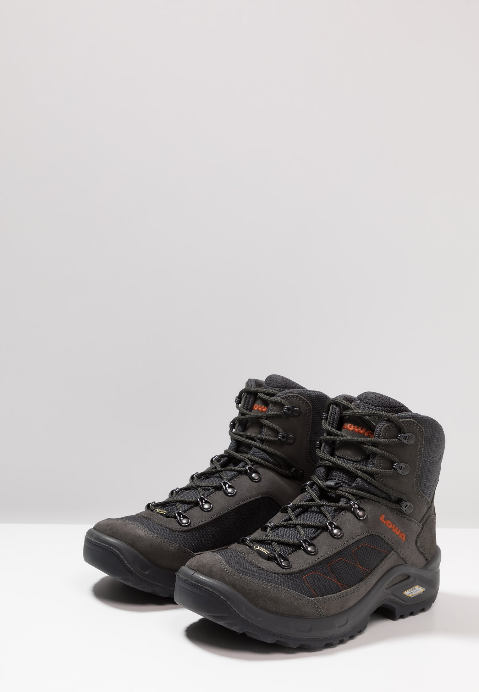 Recommend Discount Cheapest Lowa TAURUS II GTX MID - Hiking shoes - anthrazit | men's shoes 2020 3Y1ne