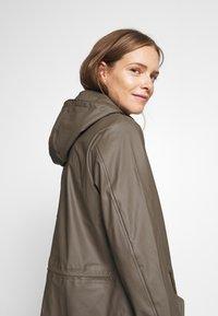 Soyaconcept - SC-ALEXA 1 - Waterproof jacket - dark army - 4
