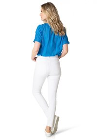 Yest - JOY ESSENTIAL - Trousers - white - 1