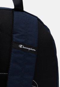 Champion - LEGACY BACKPACK - Rucksack - dark blue - 4