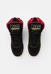 Ewing - 33 BIG PUN - High-top trainers - black/yellow/red - 3
