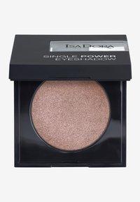 IsaDora - SINGLE POWER EYESHADOW - Eye shadow - pink sand - 0