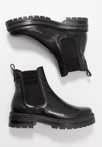 MJUS - Kotníkové boty - nero - 3