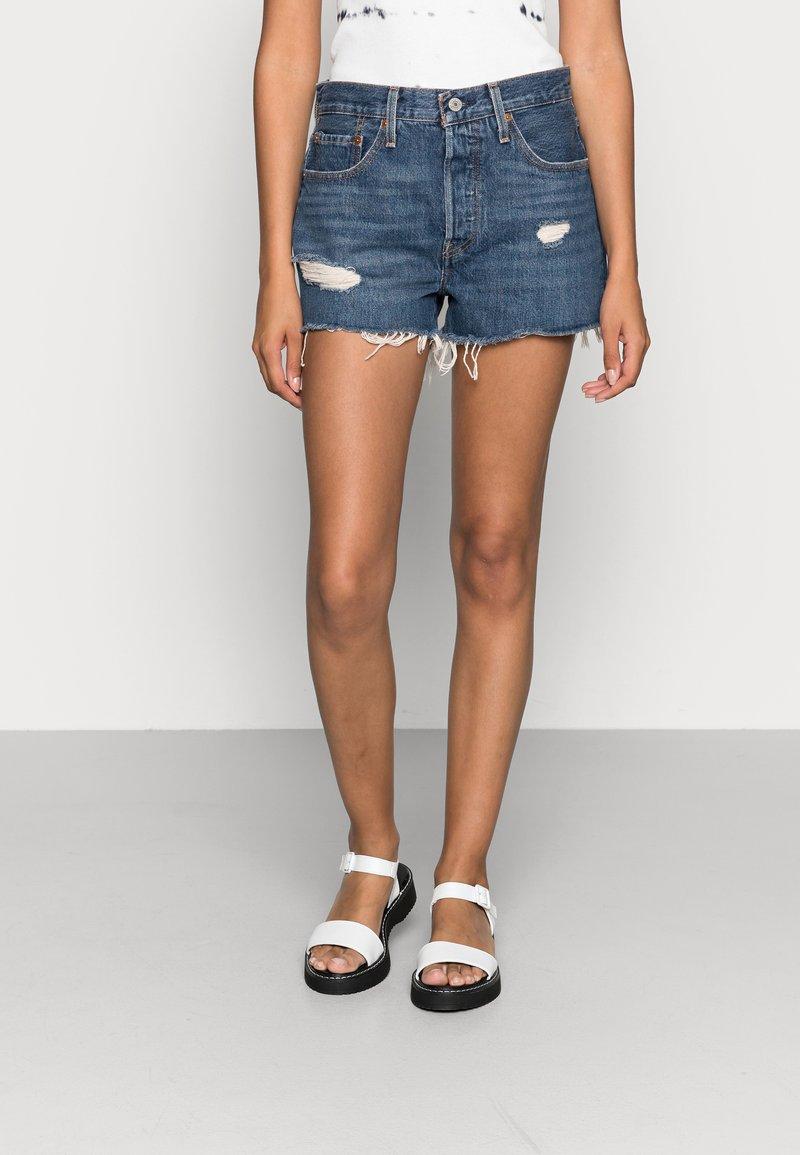 Levi's® - 501 ORIGINAL  - Shorts di jeans - silver lake