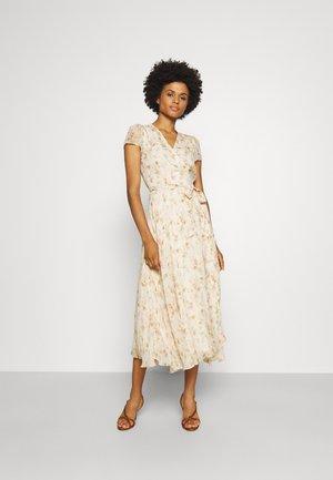 ISBELA SHORT SLEEVE DAY DRESS - Day dress - multi-coloured
