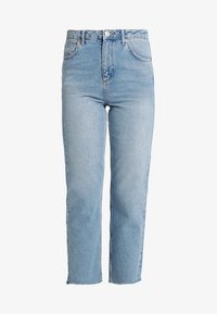 PAX - Straight leg jeans - light-blue denim