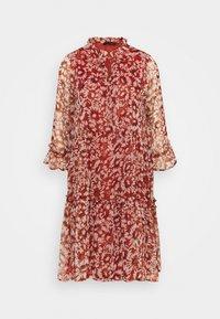 ONLY - ONYVILMA DRESS - Vestido informal - picante - 4