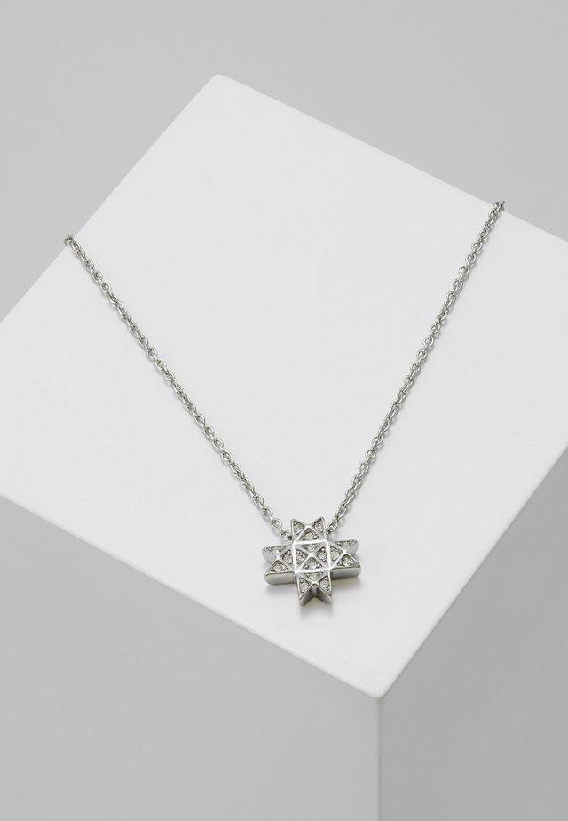 ELIN - Collar - silver-coloured