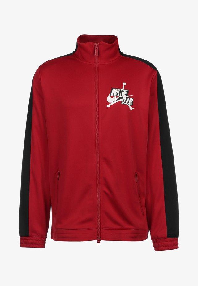 JUMPMAN CLASSIC TRICOT - Training jacket - red/black