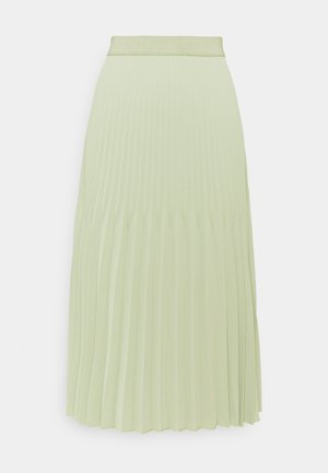 RINITA ROS - Pleated skirt - pistachio