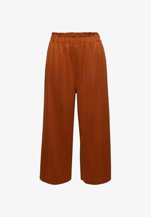 CULOTTE - Pantalon classique - caramel
