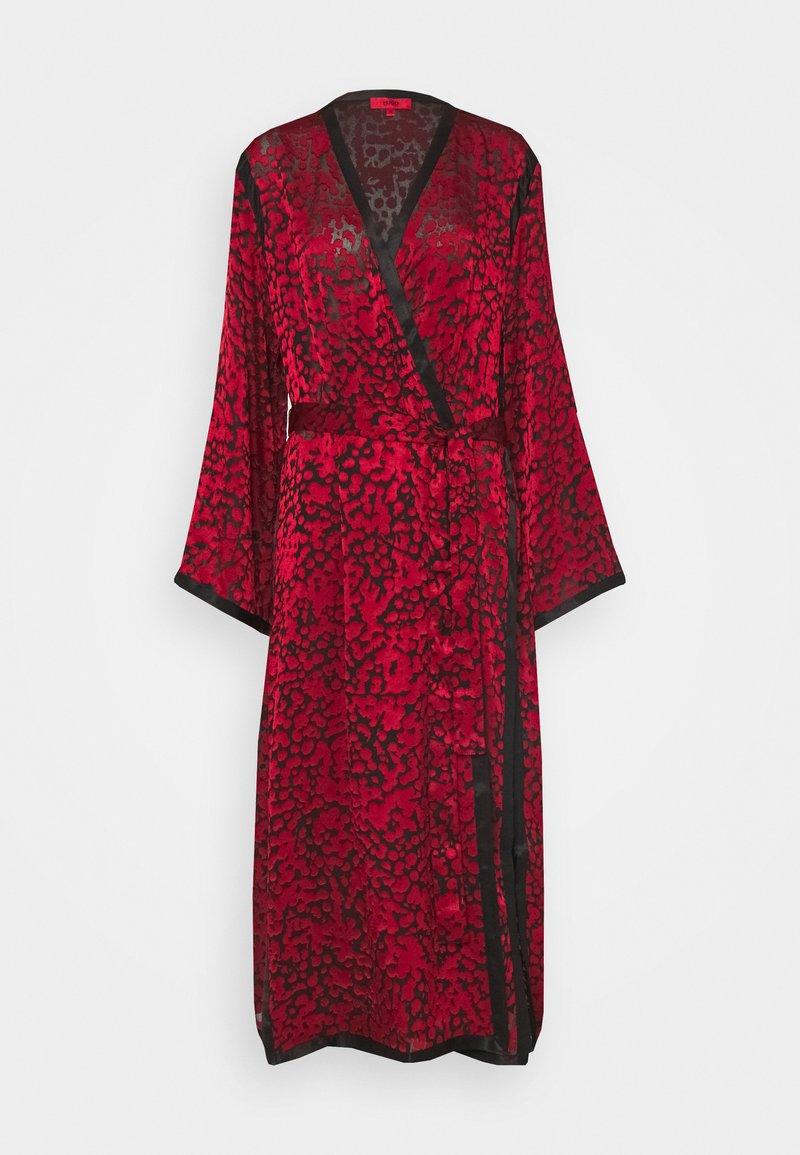 HUGO - EFILA - Dressing gown - black