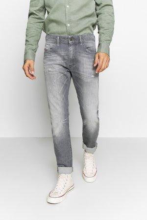 THOMMER-X - Slim fit -farkut - grey denim