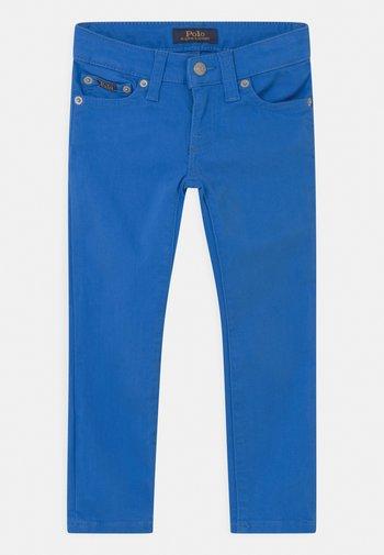 TOMPKINS - Džíny Straight Fit - colby blue