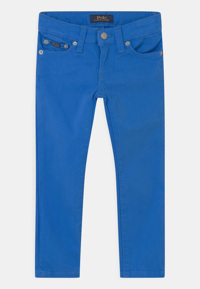 TOMPKINS - Jeans a sigaretta - colby blue