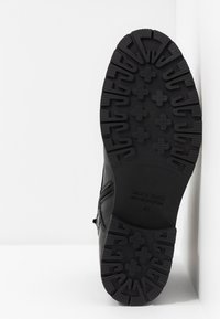 Jack & Jones - JFWMARLY - Lace-up ankle boots - black - 4