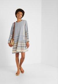 CECILIE copenhagen - DRESS - Day dress - cream - 1