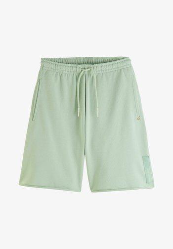 SEASONAL FIT  CLASSIC FELPA  - Teplákové kalhoty - seafoam