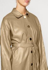 Molly Bracken - LADIES COAT - Trenchcoat - beige - 5