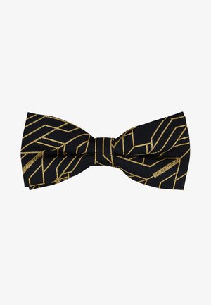 BERTH BOW - Bow tie - black/gold
