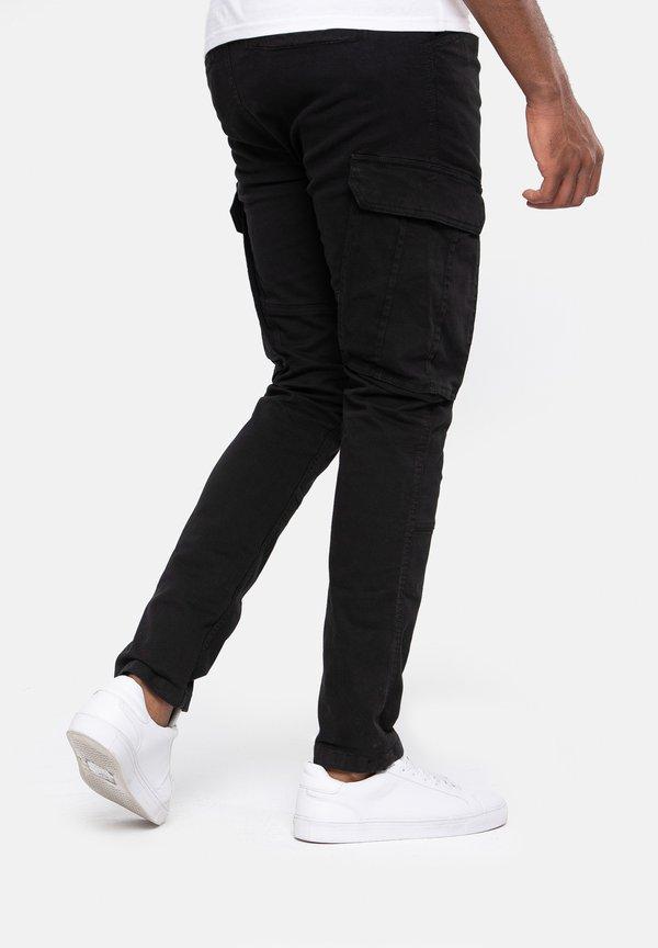 Threadbare BojÓwki - black/czarny Odzież Męska IGKL
