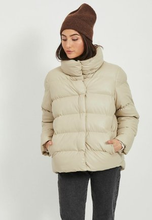 Winter jacket - humus