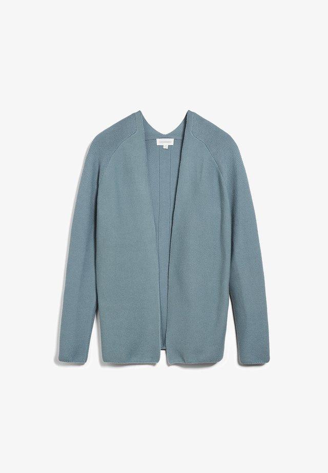 MAASHAA - Vest - soft moss