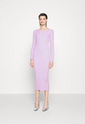 CLAIRE - Strickkleid - lilac