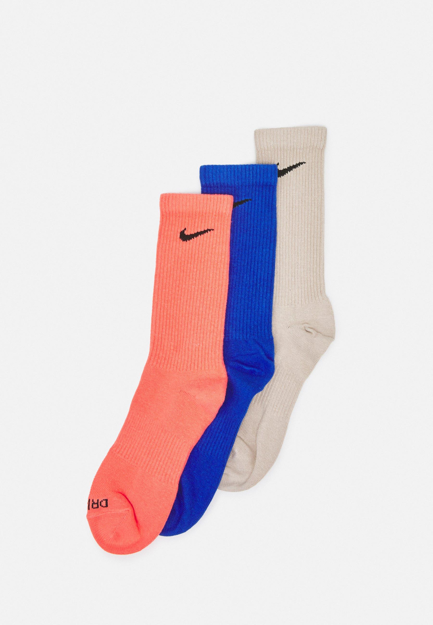 Men EVERYDAY PLUS CREW 3 PACK UNISEX - Sports socks