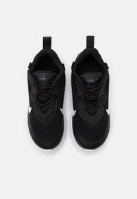 Nike Sportswear - REPOSTO UNISEX - Sneakers laag - black/white/dark smoke grey/iron grey - 3