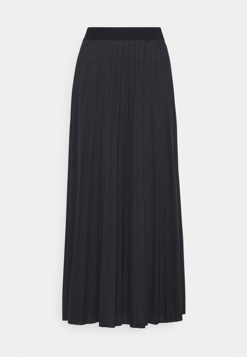 Marc O'Polo - Pleated skirt - dark blue