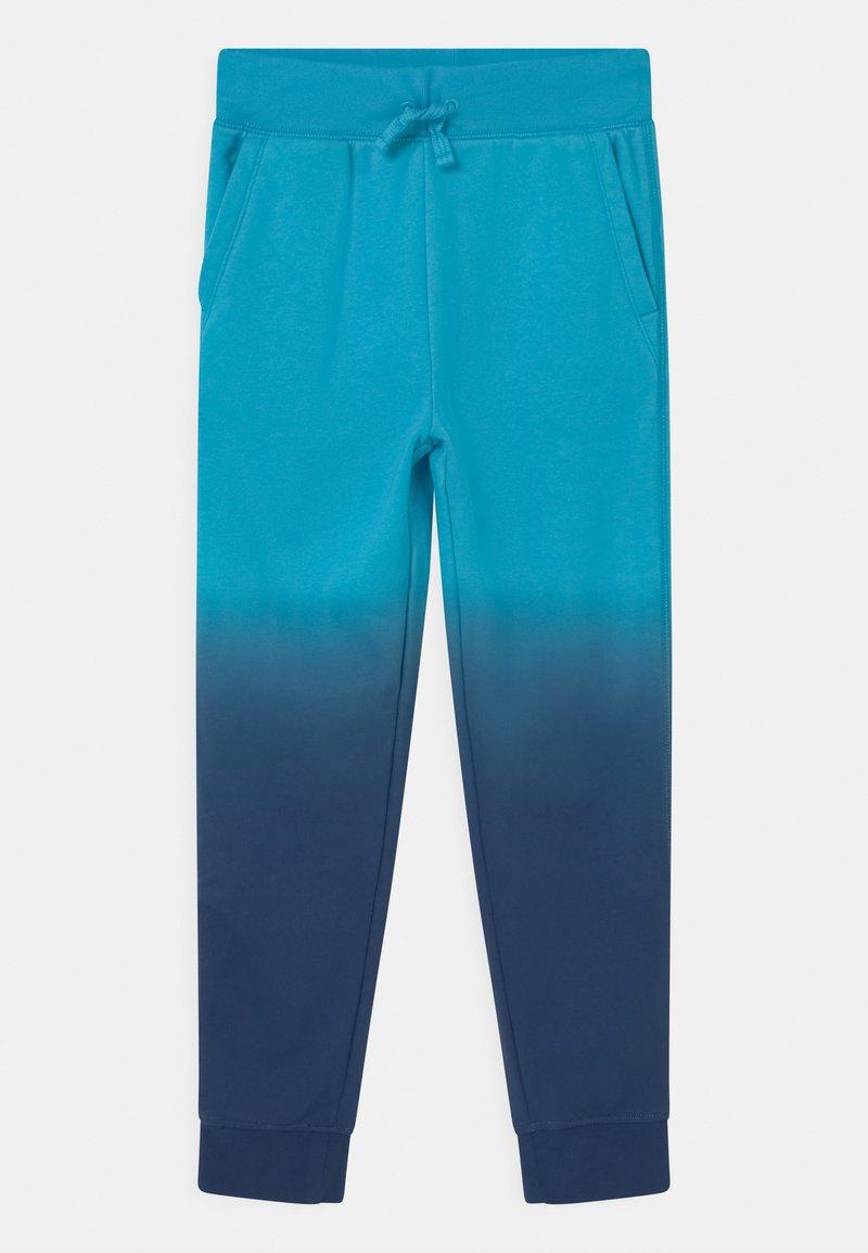 GAP - BOY DIP DYE  - Pantaloni sportivi - true cyan blue