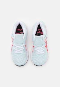 ASICS - JOLT 3 UNISEX - Neutral running shoes - aqua/diva pink - 3