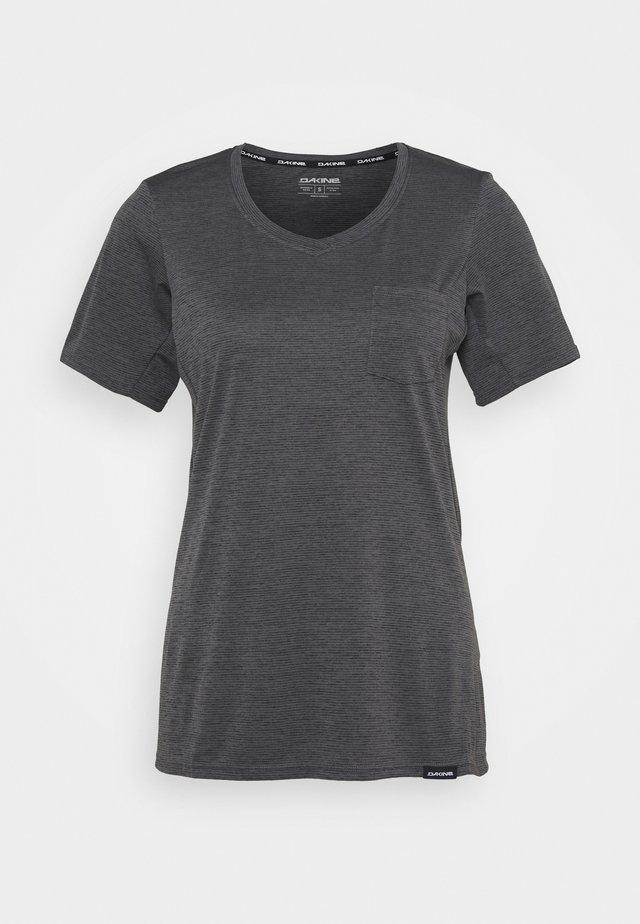 CADENCE - Print T-shirt - castlerock