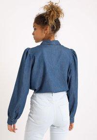 Pimkie - Button-down blouse - dunkelblau - 2