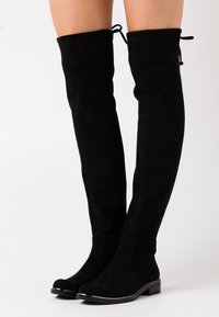 Caprice - Høye støvler - black - 0