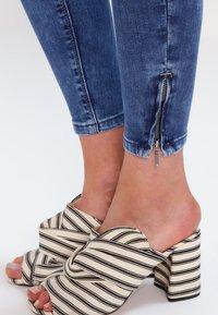 ONLY - Jeans Skinny - light blue denim - 5