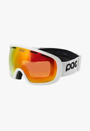 FOVEA CLARITY UNISEX - Laskettelulasit - hydrogen white/spektris orange