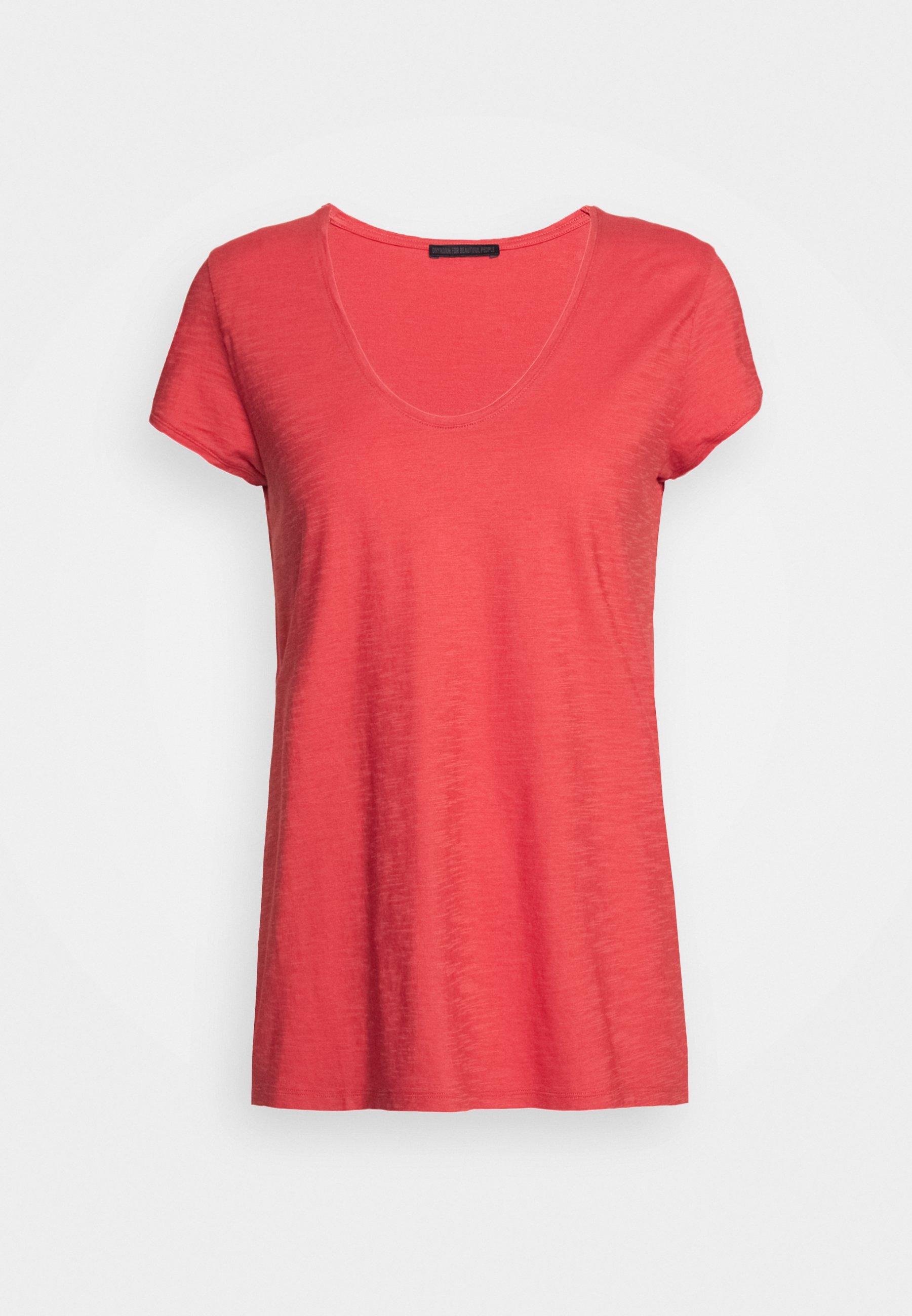 Drykorn Avivi - T-shirts Rot/korall