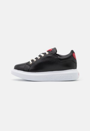 LOVE RUNNING - Sneakers laag - black